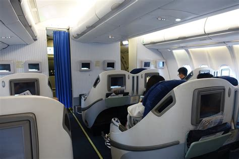 Review: China Eastern A330 Business Class Shanghai To ...