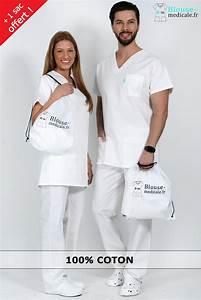 Tenue Blanche Homme : tenue m dicale homme classique blanche blouse medicale ~ Melissatoandfro.com Idées de Décoration