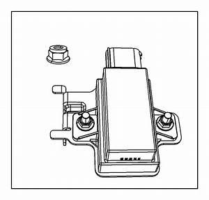2010 Dodge Ram 1500 Module  Tire Pressure Monitoring