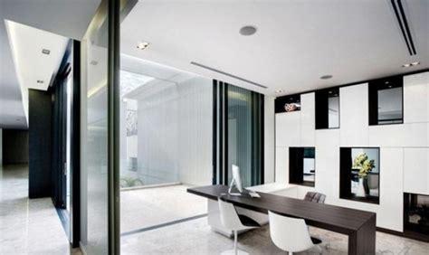 design bureau de travail bureau à la maison 55 idées d 39 organiser le travail à domicile