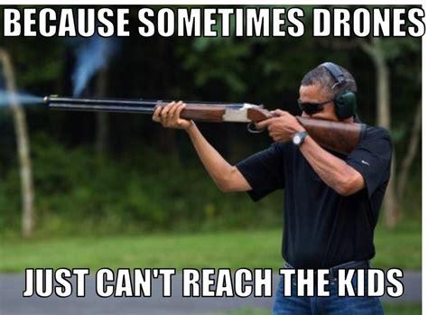Obama Shooting Meme - image 492005 obama skeet shooting photo know your meme