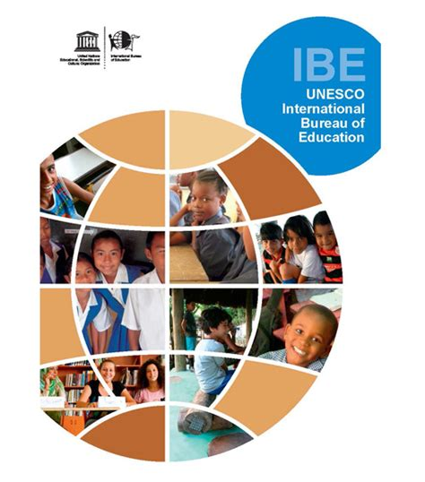 unesco international bureau of education ibe brochure international bureau of education