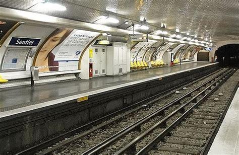 Parmentier Metro