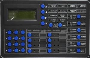 Intelligent Fire Alarm Control Panel Linkage Type Cj