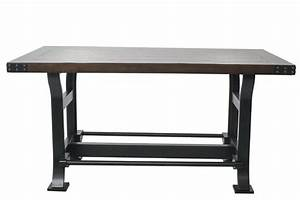 Mor Furniture For Less The Iron Works Counter Height