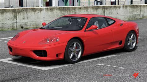 ferˈraːri) is an italian luxury sports car manufacturer based in maranello, italy. Ferrari 360 Modena | Forza Motorsport Wiki | Fandom