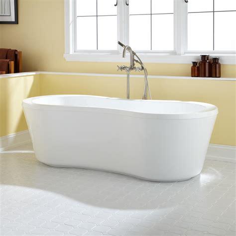 gia acrylic freestanding tub bathroom