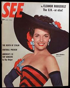 600+ best Jane Russell images by Lorraine Funke on ...