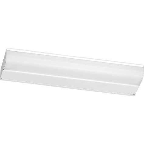 hardwired cabinet lighting canada shop progress lighting 12 in hardwired cabinet