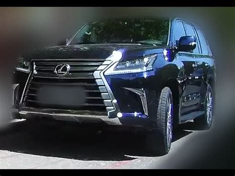 lexus lx luxury package  generations