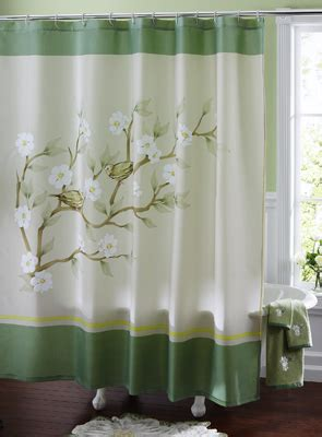 magnolia shower curtain collections etc find unique gifts at