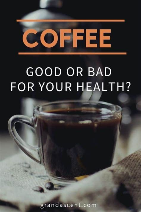 Despite what you may have heard, there are plenty of good things to be said about coffee. Is Coffee Good Or Bad For Your Health? - Grand Ascent   Healthy coffee, Health, Health benefits ...