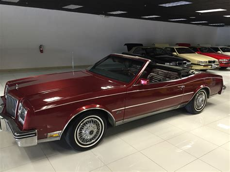 Buick Regal Convertible by 1983 Buick Riviera Convertible For Sale