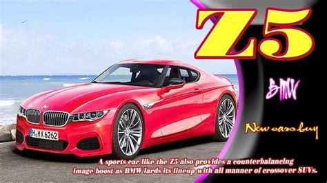 2019 Bmw Z5 Convertible