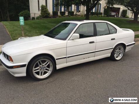 1991 Bmw M5 by 1991 Bmw M5 For Sale In United States