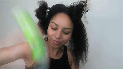 Curly Hair Dry Refresh Step Kinky Naturallycurly