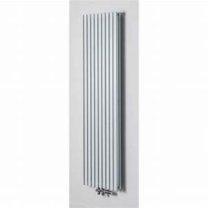 Radiateur Largeur 50 Cm : radiateurs d coratifs banio xavi couleur blanc hauteur 180 ~ Premium-room.com Idées de Décoration
