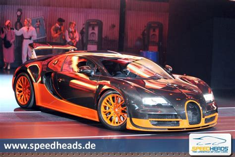 Its development is still regarded as one of the greatest technological challenges in the automotive industry. Bugatti Veyron 16.4 Super Sport - Bild 6 - Speed Heads