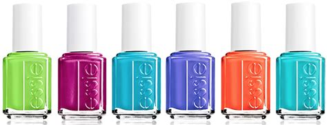 3-pack Essie Nail Polish In Summer Colors Only .99