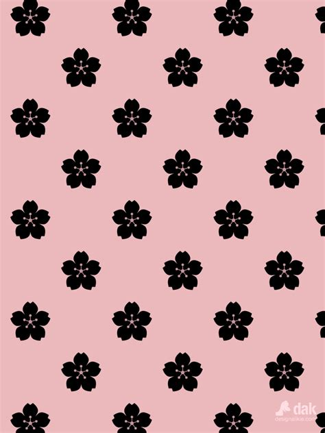 floral pattern  cherry japanese style wallpaperfree