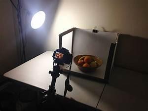 DIY Food Photography Setup Light Box   DIY Photography Setup   Food photography, Photography ...