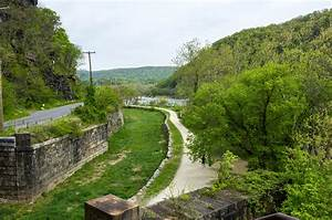 Landscapes From West Virginia At Harper U0026 39 S Ferry Image