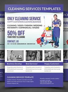 Free 36 Modern Cleaning Flyer Templates In Psd Ai Eps