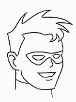 HD Wallpapers Iron Man Mask Coloring Pages
