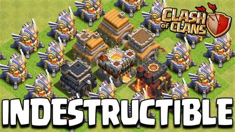 clash of clans 21 les meilleurs villages hdv 6 à 11 et gdc clash of