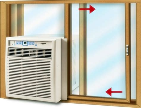vital pieces  casement window air conditioners small appliances