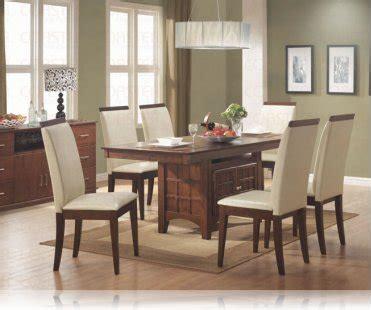 white  piece dining set dining room furniture set