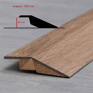 barre de seuil 2 niveaux parquets 3cm hauteur 381cm long With barre de seuil parquet brico depot