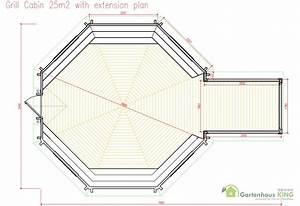 Grillkota Mit Anbau : finn art grillkota elegance 25 m mit anbau gartenhaus ~ Sanjose-hotels-ca.com Haus und Dekorationen