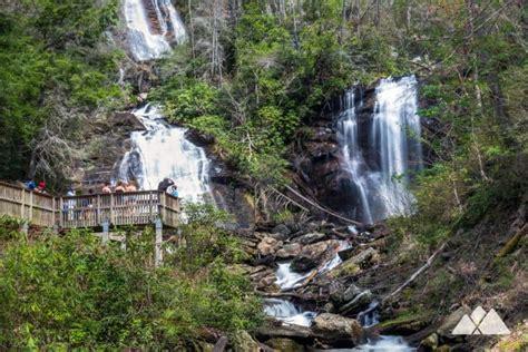 Smith Creek Trail To Anna Ruby Falls Atlanta Trails