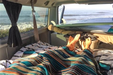 Los Angeles to Big Sur Road Trip Itinerary - Escape Campervans