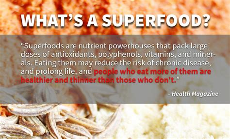 What Is A Superfood? Superlife™