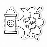 Hydrant Fire Coloring Caleb Gray Walls360 sketch template
