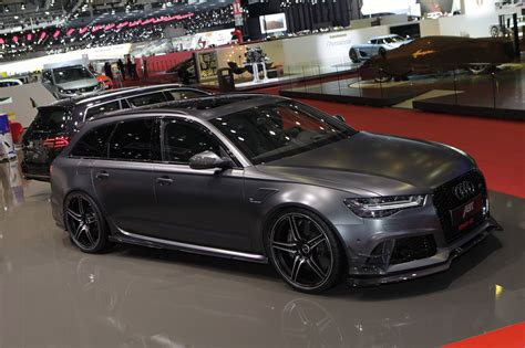 Abt Unleashes Audi Rs6-r Avant With 730 Hp