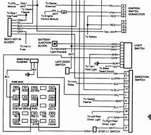 free headlight wiring diagram for 1991 gmc sierra k1500 With 1990 gmc sierra fuse box diagram moreover 1993 chevy 1500 fuse box