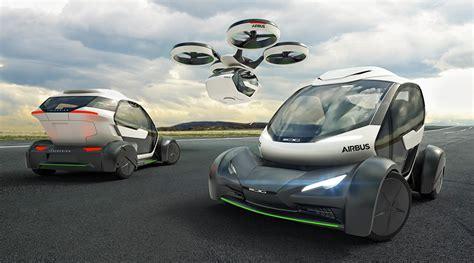 jeux voiture volante airbus italdesign pop up une capsule volante 224 quatre roues les num 233 riques