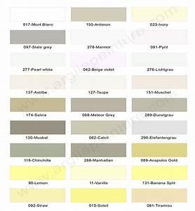 couleur peinture entree couloir idees de design maison With couleur peinture couloir entree 1 nuancier 18 couleurs peinture decolab v33 mat pour salon