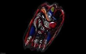 Evil Clown Beast Full HD Wallpaper and Background ...