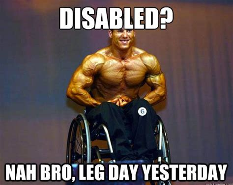 Leg Day Memes - leg workout memes leg day sent in by daniel porto list of memes meme generator