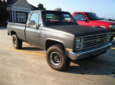 1986 Chevrolet Silverado by 1993chevyz71 1986 Chevrolet Silverado 1500 Regular Cab