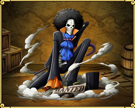 Brook Straw Hat Pirates   ONE PIECE TREASURE CRUISE ...