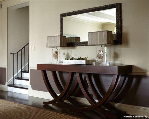 console cuisine console extensible meuble design moderne