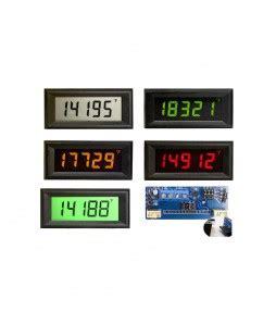 Hlpi Xec Series Loop Powered Lcd Digital Panel Meter