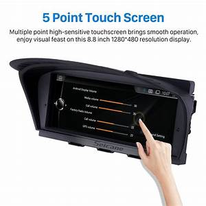 8 8 Inch Android 8 1 Touchscreen Radio For 2009
