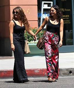 Vanessa Hudgens Summer Street Style - Out in Beverly Hills ...