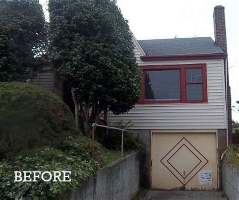 giving  neglected craftsman bungalow  curb appeal